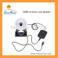 Free shipping high sensitivity 802.11b/g/n high power wireless USB adapter blueway wifi usb adapter with 18dbi antenna N9800