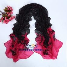 min order $5 new fashion style Scarves women's scarf long shawl  spring cape silk chiffon tippet  muffler free shipping(China (Mainland))