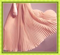free shipping bohemia saia/elegant chiffon bust skirt/mopping floor long skirts women/women full pleated skirt