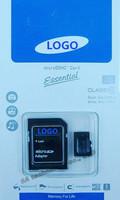 wholesale memory card Micro SD card 32gb class 10 2GB 4GB 8GB 16GB 64GB micro sd Flash TF CARD +SD transfer adapter+card reader
