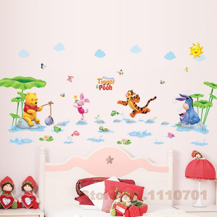 Comprar animales de dibujos animados for Pegatinas pared nina