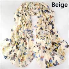 popular printed scarf