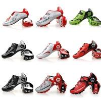 2014 Men Road and Mountain Cycling Shoes Sidebike MTB Racing Athletic Shoes cycling shoes road carbon Outdoor Bike Shoes