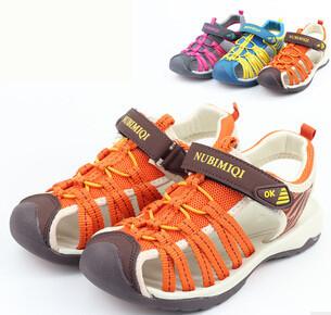 AliExpress.com Product - New 2014 fashion Children sport sandals summer kid's sandals boy and girl beach shoes children shoes