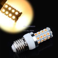 Promotion!New High Quality led bulb E27 led light bulb Base 7W SMD5050 36 LED Bulb Corn Lamp Light Cool Warm White B16 19696
