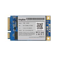 F6M 60GB Kingfast mSATA SSD Mini PCIe (KF1310MCJ15-060) SSD Hard drive For DELL Lenovo Y460 E220S intel samsung
