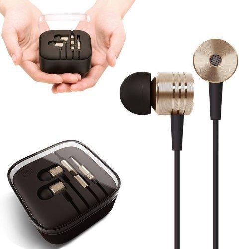 100% Original New XIAOMI Piston II Headphone Xiaomi Headset earphones With Remote & Mic For Phone XIAOMI hongmi Note Retail box(China (Mainland))