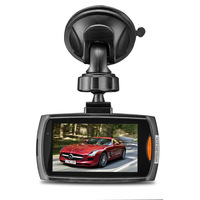 G30 Car DVR Novatek Car DVR with 1080P 2.7 inch TFT Screen HDMI G-Sensor Night Vision Wide Angle Lens Dash Cam