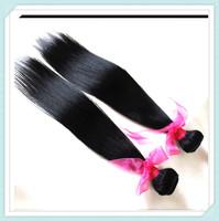 Free Shiping 6A Virgin Peruvian Silky Straight Human Hair 1pc  60gram Unprocessed Bundle Beauty Love Peruvian Hair Weft