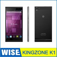 kingzone k1 octa core MT6592 14.0MP 5.5'' 1920*1080 WCDMA mobile phone