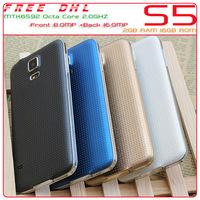 Perfect 1:1 S5 i9600 phone 5.1 Inch Android 4.4 mtk6592 octa core/ MTK6582 Quad Core/ 2GB RAM 16GB ROM / Rear 13.0MP 1920x1080