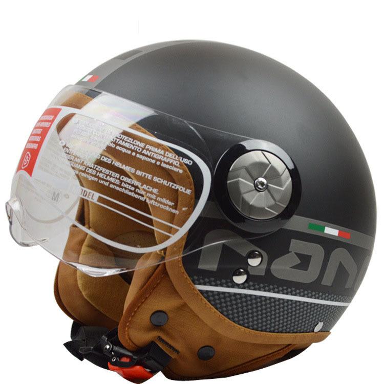 Holand Brand vintage mens womens motorcycle helmet motocross helmets moto capacete half helmet capacetes motociclistas M L XL(China (Mainland))