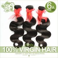 Brazilian virgin hair body wave Rosa hair products 3/4pcs lot Unprocessed Brazilian hair weave bundles 6A human hair extensions
