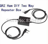 walkie talkie Repeater Box for baofeng pofung uv 5r zastone two way radio