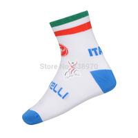 Free shipping 2014 Castelli Cycling Socks/ ciclismo men bike Socks !!#137