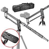New Pergear 5KG Max Load Aluminum Retractable Portable Camera Crane DSLR Jib Arm Crane Jib P0013592 Free Shipping