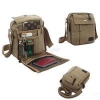 2014 High Quality New Men Messenger Bags Casual Multifunction Men Travel Bags Man Outdoor Canvas Shoulder Handbags B20 SV004507
