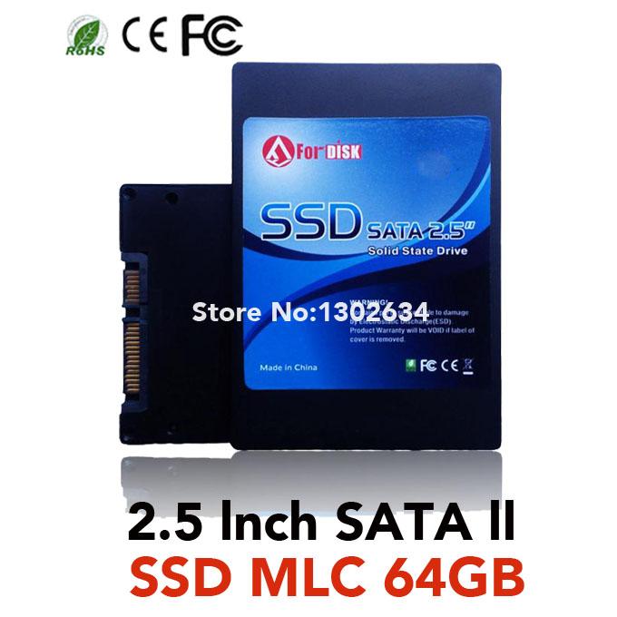 Внутренний твердотельный диск (SSD) Fordisk SSD 64 SATA 2 /2,5 lnch SSD Intel PC SATA 3 CS1120-S282 внутренний твердотельный диск ssd fastdisk sssh 2 5 sata iii 60gb ssd 2 5 sssh ssd