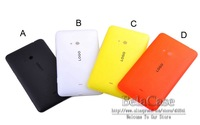 High Quality Battery Housing Replacment Door Case For Nokia Lumia 625 N625 With Side Button Original Battery Cover Case