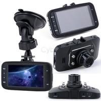 "100% Brand New GS8000L Car DVRS 2.7"" HD 1080P Car DVR Vehicle Camera Video Recorder Dash Cam G-sensor GS8000L B2 SV004694"