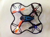 F08585 2.4G 6 Axis GYRO with Camera CAM 1G Storage LCD TX 4CH RC Quadcopter Drone RTF RC Helicopter + Freeship