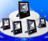 (Free DHL/Fedex) 85-265V 10W 20W 30W 50W 70W 100W 120W 150W 200W LED Flood light lamp Outdoor LED floodlight garden light spot