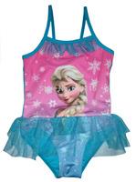 2015 New wholesale(4pcs/lot) Children/kids/girls Elsa sister/ Sofia/peppa pig swimwear/swimsuit/swimming costume/bather/Bikini