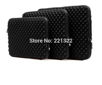 "Fashion Soft Neoprene Notebook Laptop Accessories Case 11"",13"" ,15""  Notebook Case+Free Keyboard Cover Case For Macbook Air"