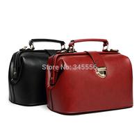 New 2015 Desigual Women Bag Vintage Hasp Women Handbag Free Shipping Leather Handbags with Shoulder Chain Doctor Bag WB2087