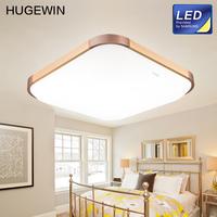 LED ceiling light ultrathin lamp body 26w LED Lighting 450*450 6000K SAMSUNG Chips 2200LM UHXD293 golden color lamp