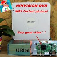CCTV DVR Hikvision DS-7104HC-E1 with audio  ports surveillance DVR Hikvision DVR 4CH DVR recorder