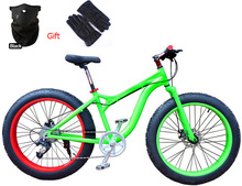 Wide tire Special 26 inch mountain bike road racing bicycle Retro Halley style snow bike super complete bikes