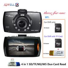 CAR camera car video recorder DVR carcam Full HD 1920*1080 30FPS Novatek chipset  2.7 inch TFT screen with G-Sensor(China (Mainland))