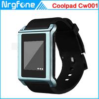 2014 new Coolpad watch CW001 men women luxurious smartWatch Smart Bluetooth Watch +G-sensor+remote smart phone take photo