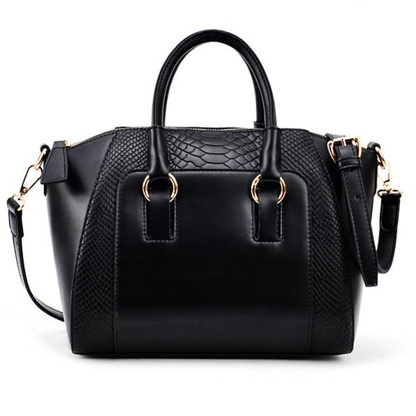 Hot sale! 2014 New Fashion women handbag brief crocodile pattern shoulder bags women messenger bags women leather handbags bag(China (Mainland))