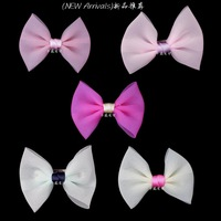 One Piece Bowknot Baby Kid Children Girl Hair Pin Clips Slides For Girls Hair Jewelry Free Shipping