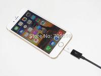 free shipping Micro USB to Lightning 8 pin plug adapter