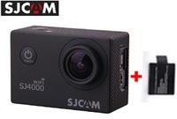 100% Original SJ4000 Wifi Helmet Action Sports Cam Camera 30M Underwater Waterproof Sport DV Support IOS APP & Android APP