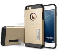 """Hybrid Spigen TPU+PC SGP Tough Armor Cover Case For Iphone 6 Plus 5.5"""""""