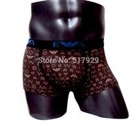5pcs/lot brand 2014 new modal Cueca trunk Men's boxers shorts underwear men boxer underpants Boxing cuecas underwear Sexy Boxers