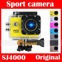Original SJ4000 Helmet Action Sports Camera 30M Underwater Waterproof Full HD 1080p Video Helmetcam Sport go pro camera DV