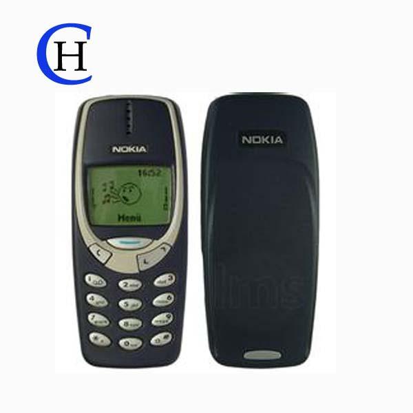 Refurbished NOKIA 3310 Cell Phone GSM 900/1800 DualBand Unlocked Original nokia phone(China (Mainland))