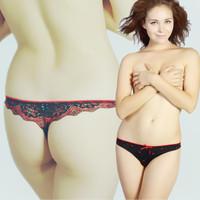 ladies` g-string fashion woman garment wholesale price
