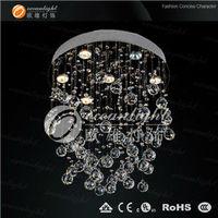 Free shipping modern crystal chandelier , modern crystal lighting , modern pendant lamp ODF510