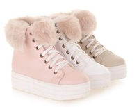 Free ShippingHot sale  Women Winter snow boots  3 color size 34-39