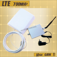 LTE 700MHz 4G Mobile phone signal LTE 700MHz Repeater Booster amplifier LTE repeater 700MHz signal booster receiver
