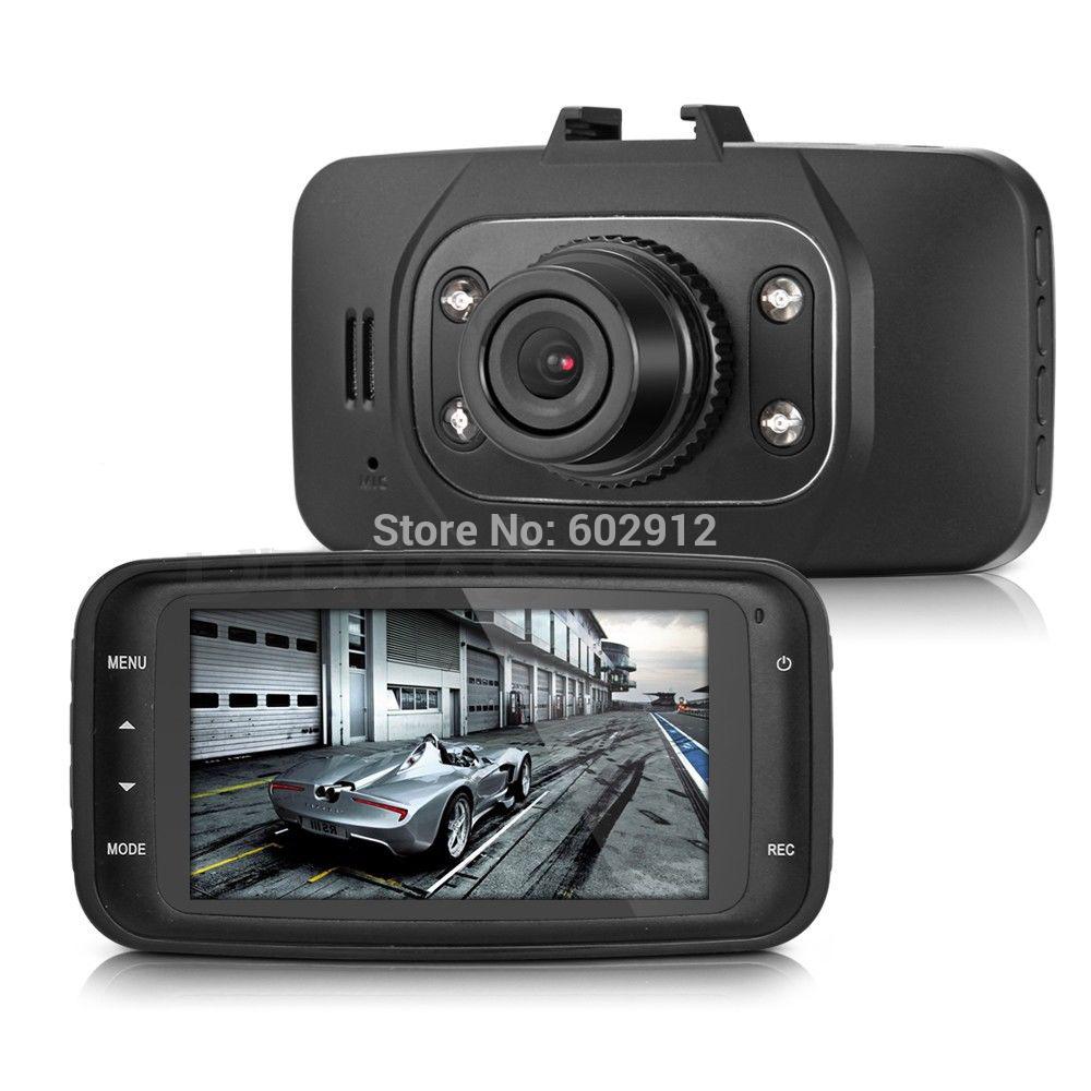 Full HD Night vision Car Auto DVR Camera Digital Video Recorder Registrator Veicular Camera Para Carro Coche Dash Cam Dashcam(China (Mainland))