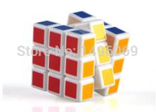 HOT Sale US 3x3x3 Colorful Plastic Magic Cube Professional Classic Puzzle Magic Cube Educational Tool HG118  A01302(China (Mainland))