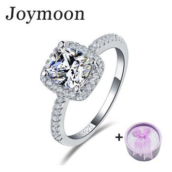 Настоящее кольцо стерлингового серебра 925 обручальное кольцо уплотнительное палец анель aneis де стразами диаманта CZ циркон анель для женщин свадебные украшения T0820
