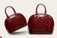 Women's bags 2014 female autumn and winter shell bag japanned leather shoulder bag messenger bag handbag cross-body women's